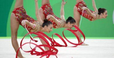 Ideas de Nombres para grupos de gimnasia ritmica