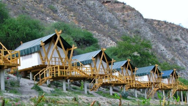 nombres de hoteles ecologicos